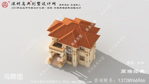 平江区双层房屋设计图强烈推荐