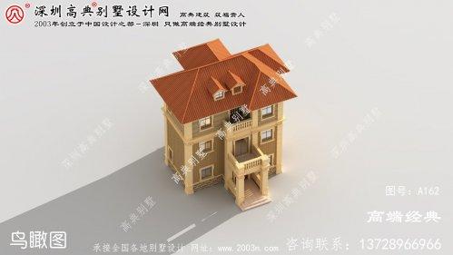 吴江市三层豪华大气的欧式别墅设