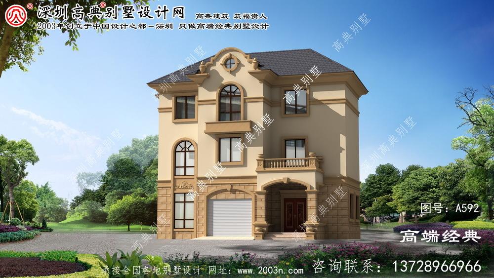 宿松县农村盖房设计大全
