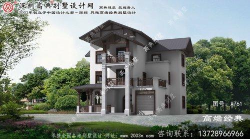 金安区农村房子设计图片