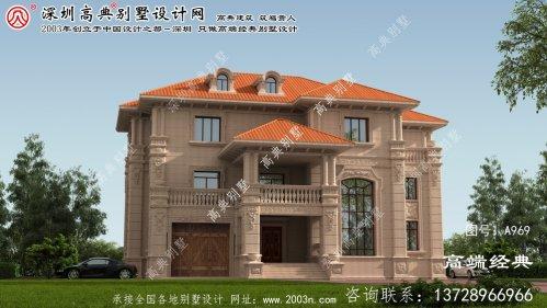 霞浦县精致的意大利风格石材别墅