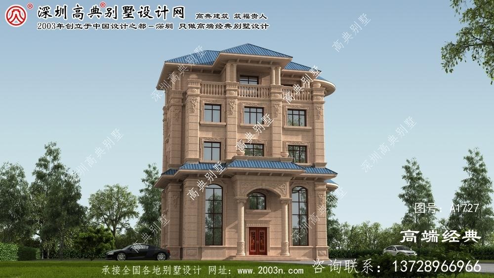 贺州市最好看的别墅图纸