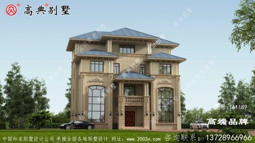别墅设计效果图能满足大多家庭的需求