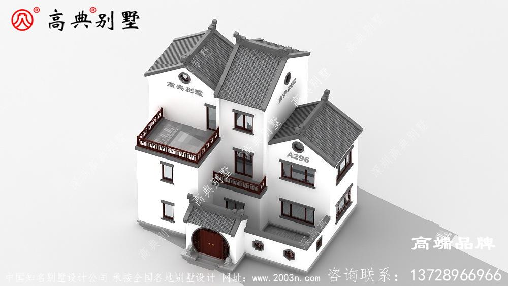 农村别墅设计图需要建房的朋友别错过哦!
