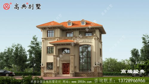 建别墅视自己的经济情况而定最好