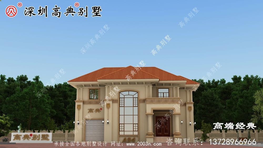 性价比非常高的二层别墅,这样的房子你喜欢吗?