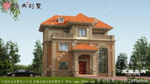建造一栋这样的这样别墅真是一种