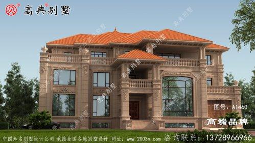 农村别墅这样配置,给房子增添了许多豪华感