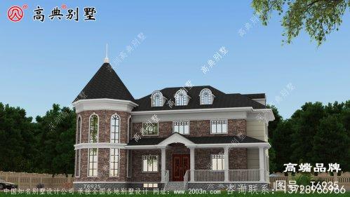 农村建房一份专业详细的图纸才能是别墅的灵魂