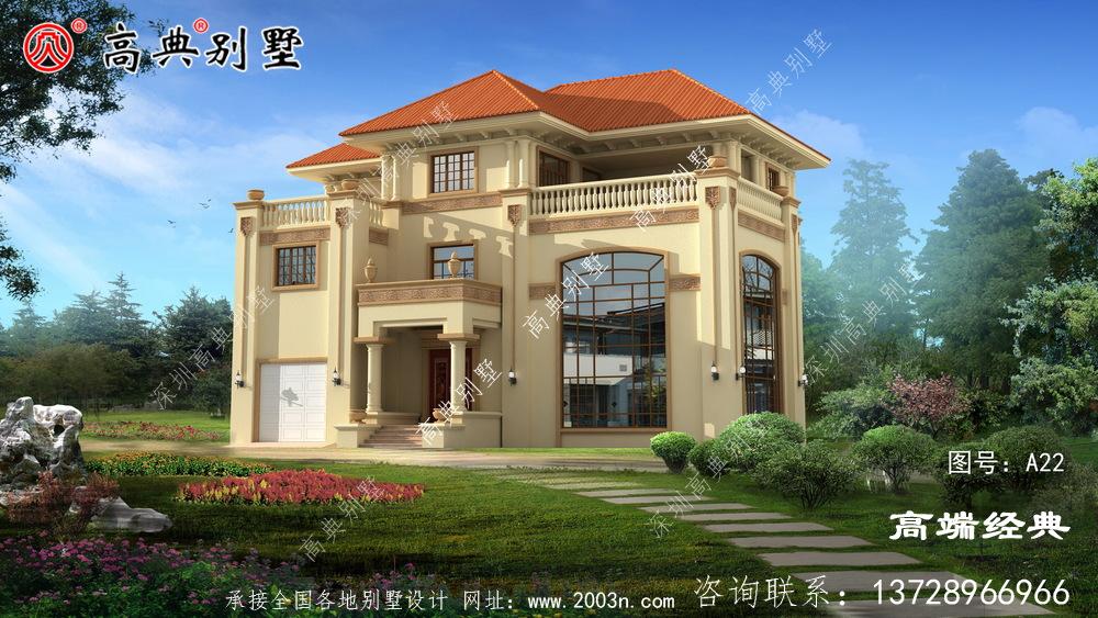房屋不必建得那么豪华,更不必为面子而折腾自己